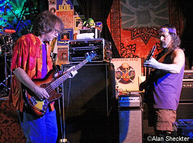 Roger McNamee and Barry Sless (c) Alan Sheckter