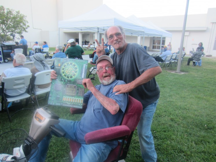 Meet John and Michael. They loved Moonalice!