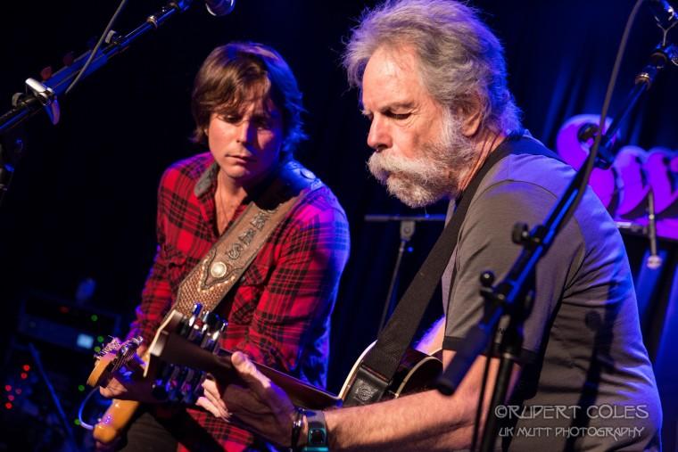 Bob Weir with Lucas Nelson, Music Heals Benefit