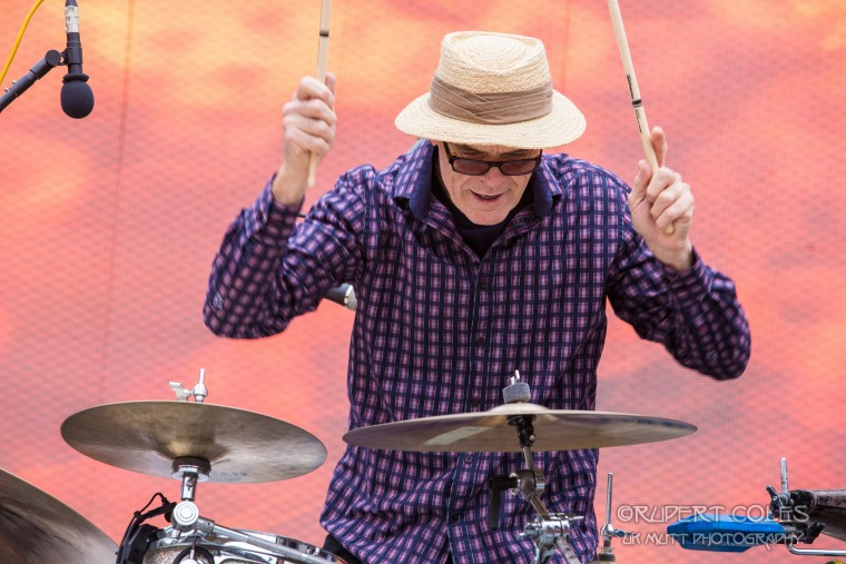John Molo in Union Square, 7/22/15
