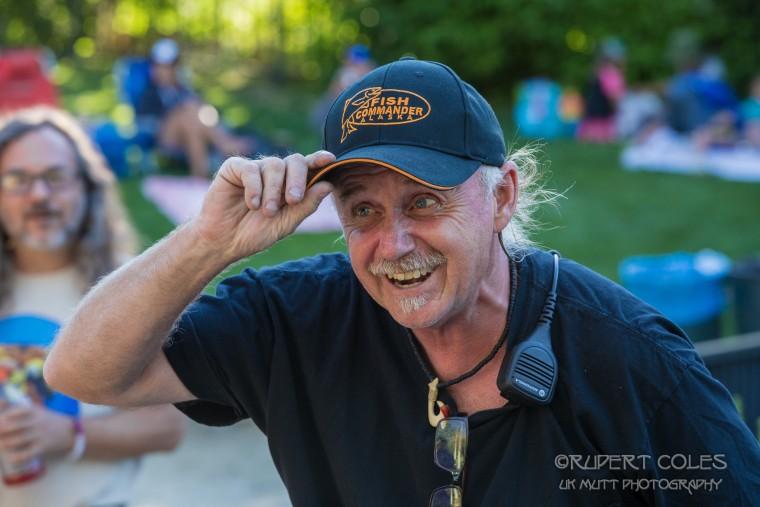 Tim Sounddawg Stiegler, Truckee, 8/12/15