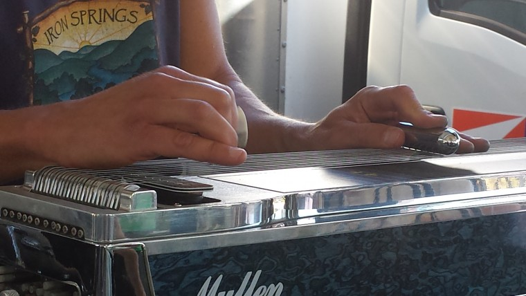 The Man Behind the Pedal Steel