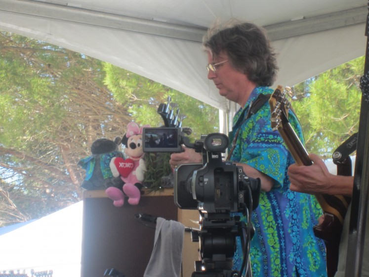 The Making of MoonTunes® @ Marin Art Festival