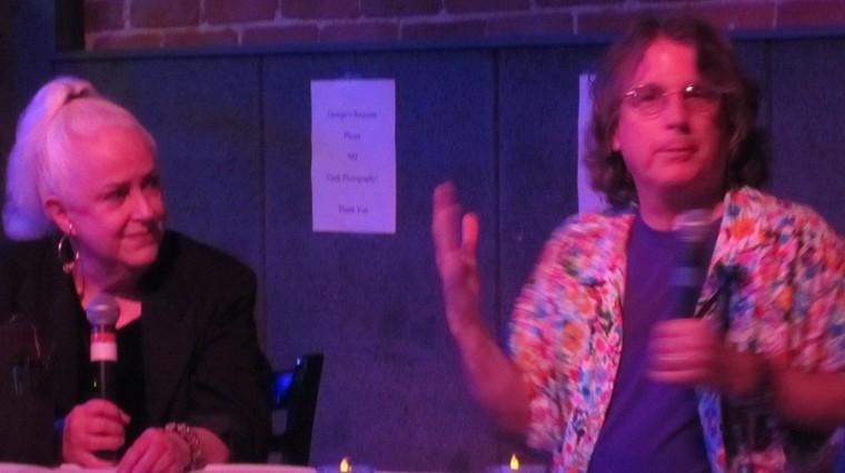 Roger interviews Grace Slick