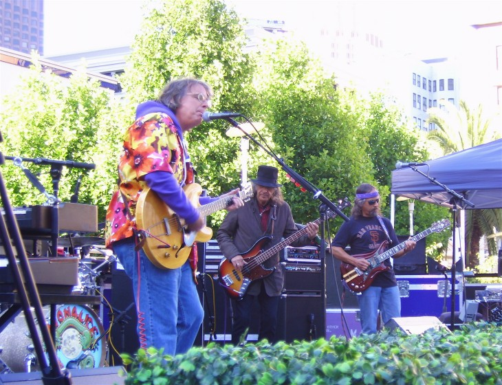 Moonalice in San Francisco