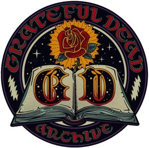 Grateful Dead Archive Logo