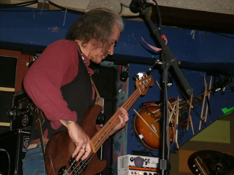 Pete Sears Live in VB