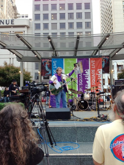 The Reading of Moonalice Legend @ Union Square Live