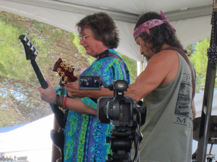 Roger + Barry @ Marin Art Festival