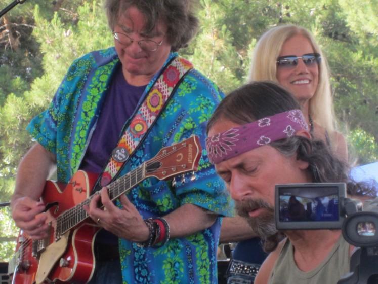 Roger, Ann, and Barry @ Marin Art Festival