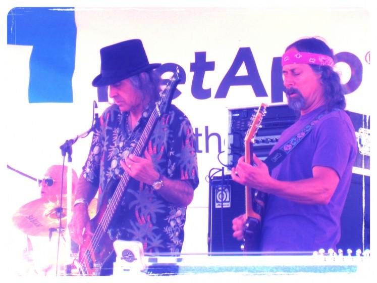 Moonalice at Sunnyvale Art & Wine Festival: PBJ