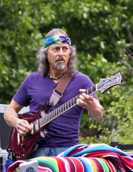 Moonalice at Union Square - Barry Sless