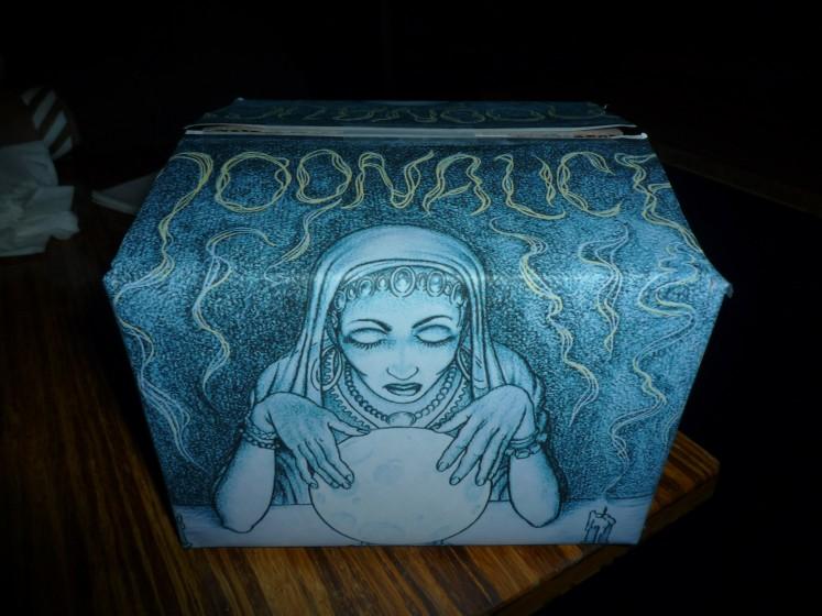 Moonalice Box o' cookies...