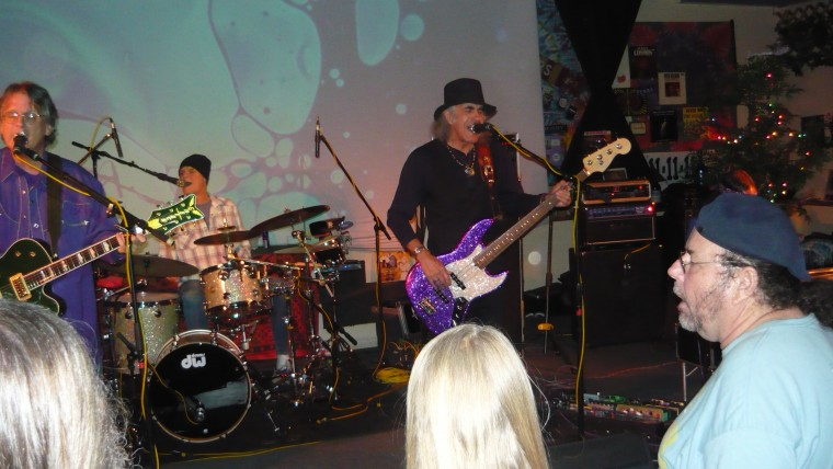 Moonalice  with Mark Karan's Buds at THE AUBURN EVENT CENTER 5-4-2013