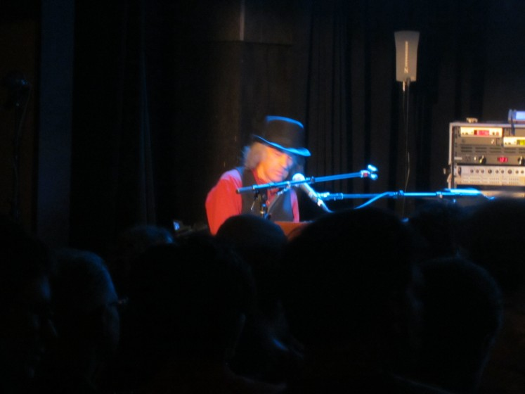 Pete @ Sweetwater Music Hall (6.23.12)