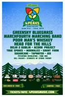 Oregon's 4 Peaks Music Festival - Greener, more festive than ever, and now with added Moonalice!!!
