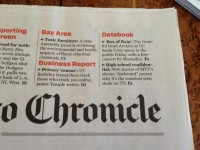 SF Chron story about our gig on Friday 29 June! Teaser on front page mentions Moonalice.