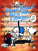 Concert In Celebration Of The National Baseball Hall Of Fame & Museum's 75th Anniversary