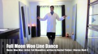 """Fan Creates Awesome Line Dance to Full Moonalice song, """"Woo Woo"""""""