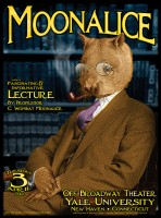 Moonalice at Yale: Master Class/Concert with Slide Deck