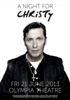 U2 to perform in live streamed show in support of Aslan's Christy Dignam