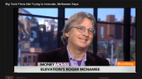 Roger McNamee on Bloomberg TV: Technology Update