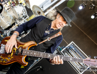 "Moonalice rocks main stage at BottleRock Napa with first public appearance of Pete Sears' ""Dragon"" bass - recovered after having been stolen 35 years ago!!!"
