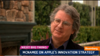 Roger McNamee's interview at the Bloomberg Link Next Big Thing Summit