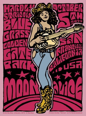 2014-10-04 @ Hardly Strictly Bluegrass Festival 14 - Day 2
