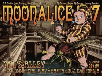2007-08-31 @ Moe's Alley