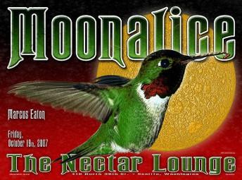 2007-10-19 @ Nectar Lounge