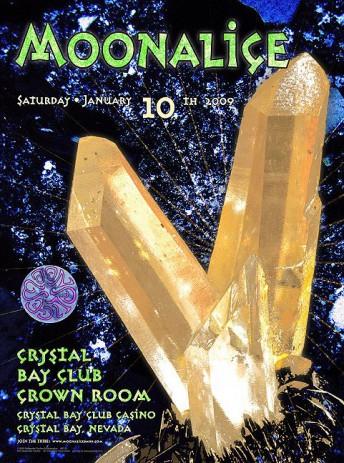 2009-01-10 @ Crystal Bay Club Crown Room