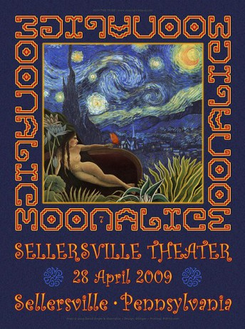 2009-04-28 @ Sellersville Theater