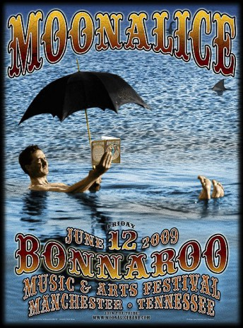 2009-06-12 @ Bonnaroo Festival
