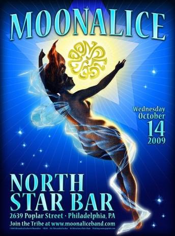 2009-10-14 @ North Star Bar