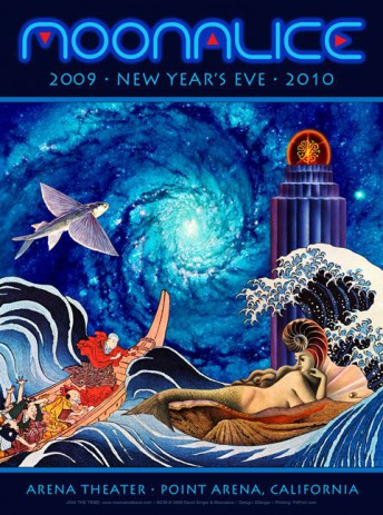 2009-12-31 @ Arena Theater - New Year's Eve!!!!