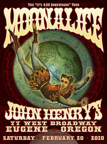 2010-02-20 @ John Henry's - $4.20 Tour