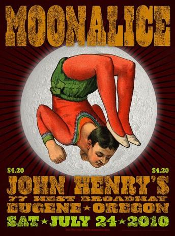 2010-07-24 @ John Henry's - $4.20 Show!