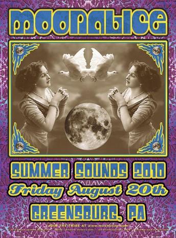 2010-08-20 @ Summer Sounds