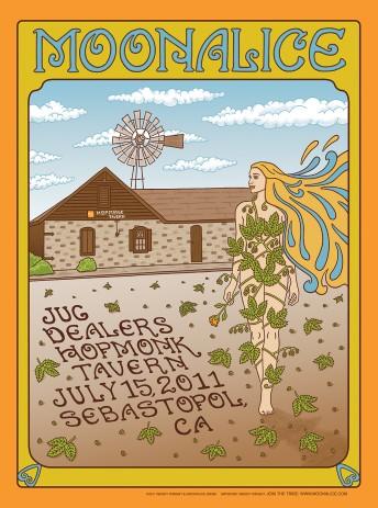 2011-07-15 @ Hopmonk Tavern