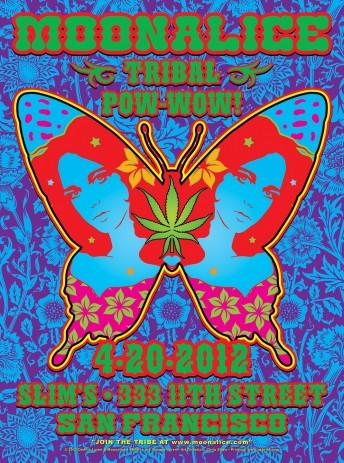 2012-04-20 @ Slim's - 4/20 Tribal Pow Wow