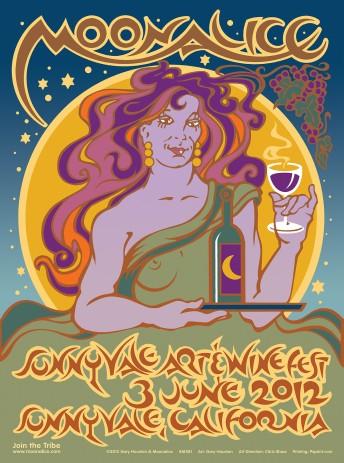 2012-06-03 @ Sunnyvale Art & Wine Festival