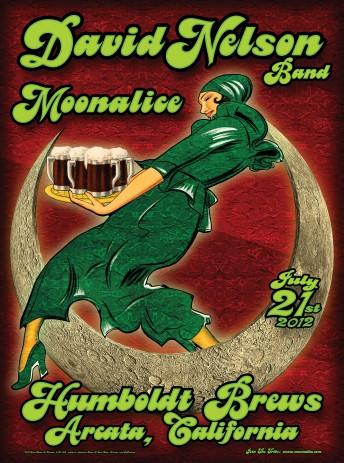 2012-07-21 @ Humboldt Brews
