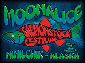2013-08-02 @ Salmonstock Festival