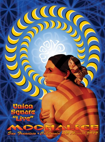 2012-08-15 @ Union Square Live