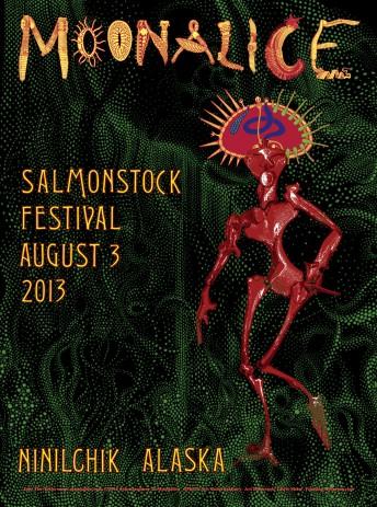 2013-08-03 @ Salmonstock Festival