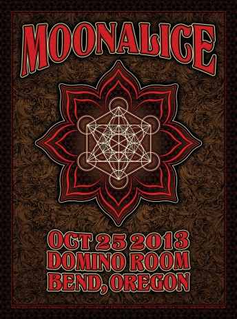 2013-10-25 @ Domino Room