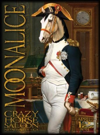 2014-04-12 @ Crazy Horse Saloon