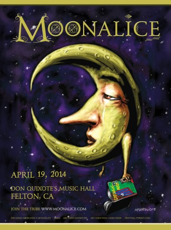 2014-04-19 @ Don Quixote's Music Hall