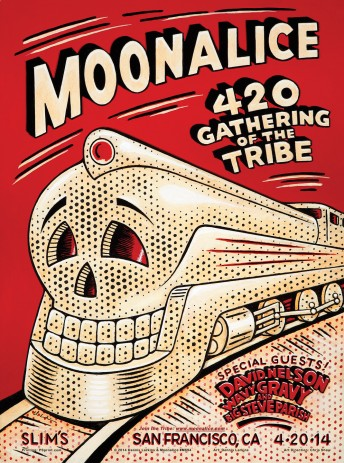2014-04-20 @ Gathering Of The Tribe Celebration @ Slim's w/ Special Guest David Nelson